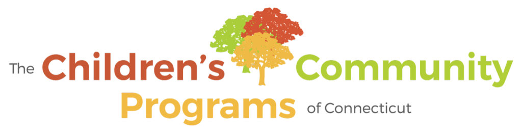 The children's community programs of Connecticut logo